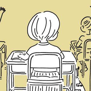 <span>山本祐布子の「子どものいる風景」</span> ときに不条理、ときに単純。子どもの「いいわけ」って深い