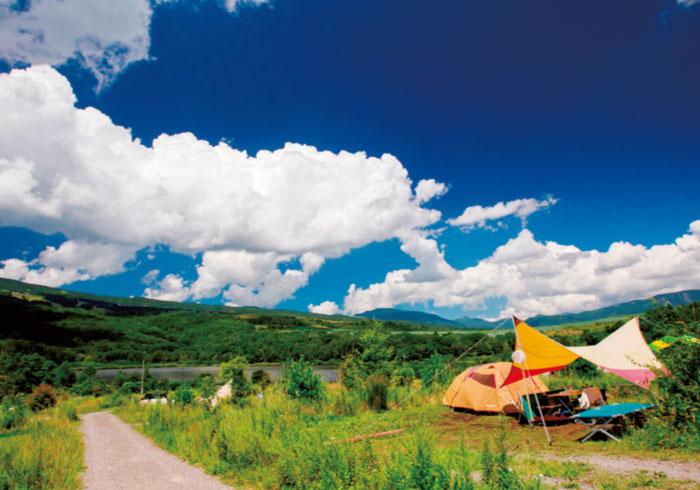 子どもの心に残る夏の思い出に。スペシャル感のあるキャンプ場