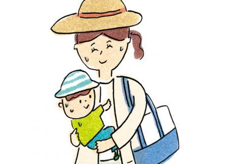 服の色にも気をつけて! 子どもを蚊から守るためのポイント3つ