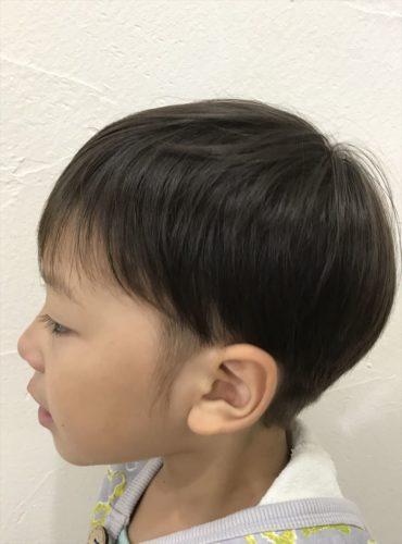 子供 可愛い 髪型 男の子