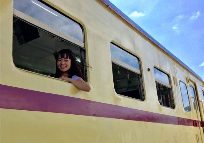 茨城から九州にわたった「キハ2004」との再会【ママ鉄・豊岡真澄の親子でおでかけ】