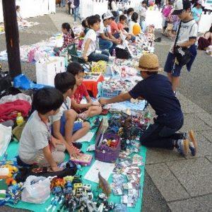 <span>おでかけニュース【夏】</span> お盆の3日間、東京国際フォーラムで開催。丸の内キッズジャンボリー2017