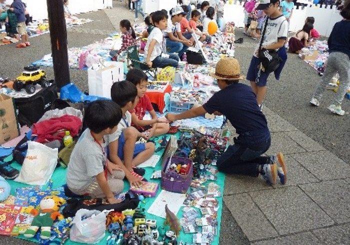 お盆の3日間、東京国際フォーラムで開催。丸の内キッズジャンボリー2017