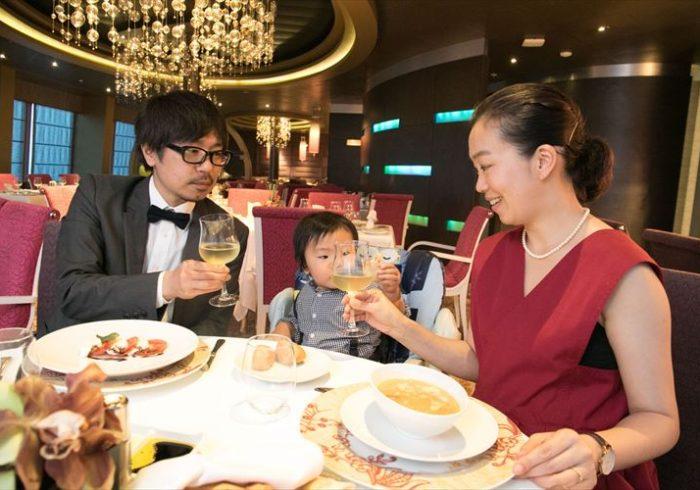子連れでフォーマルディナーも。選ぶのが楽しい、船上の食事をレポート!【「コスタ ネオロマンチカ」乗船レポート】