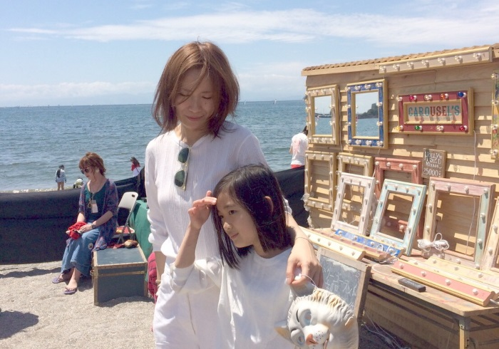 娘の服選びは一緒に、妥協せず。ARCHIプレス・谷恵美子さんの子育て