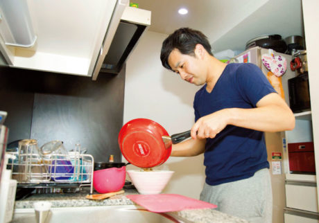 炒め物だけが男の料理じゃない! 料理自慢のパパが作っているメニュー