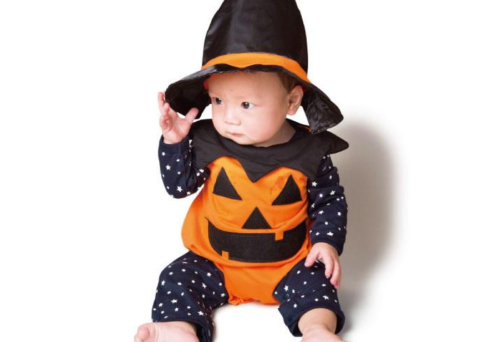 0歳ベビーから楽しめる! 写真映えするハロウィン仮装のポイント