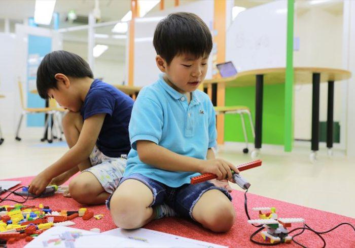 幼児から参加できる、プログラミングイベント開催!