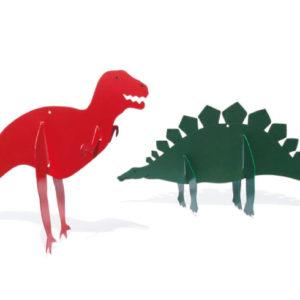 <span>kid's FASHION</span> 子ども部屋のアクセントに。恐竜のモビール
