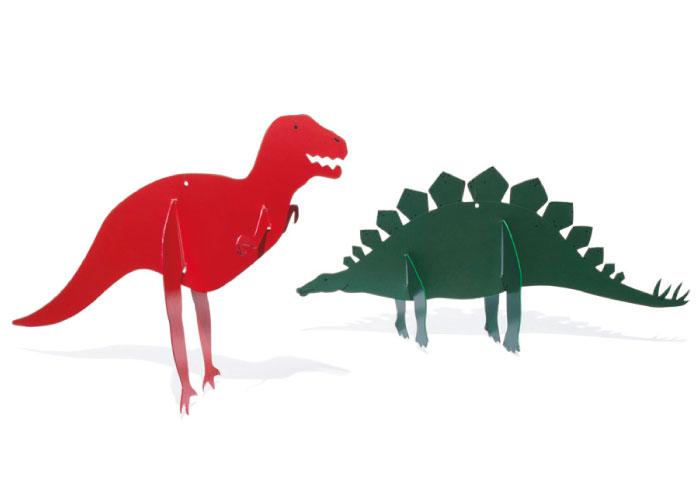 子ども部屋のアクセントに。恐竜のモビール