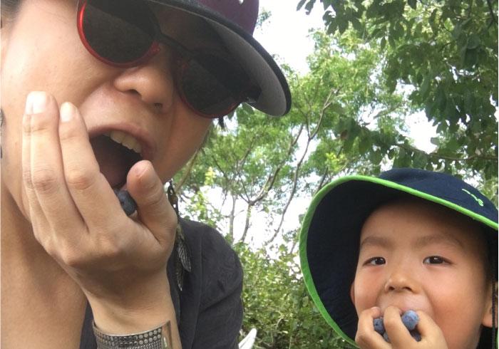 男の子は舌がこえてないとダメ。「chitreeオーナー」おちづさんの子育て