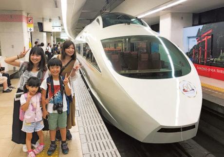 ママ鉄・豊岡真澄さんに聞く、親子で行きたい都内近郊の鉄道旅・1【秋の親子遠足特集】
