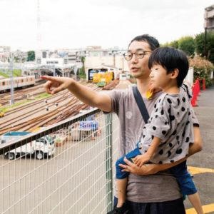<span>Hanakoパパ</span> 小さく生まれた息子。成長を焦らずゆっくり見守りたい