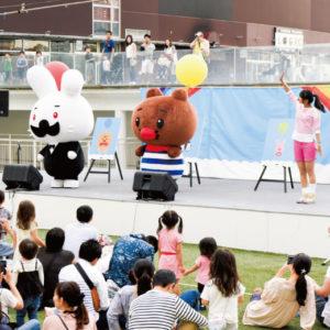 <span>イベントレポート</span> Hanakoママフェスティバル、笑顔いっぱいの一日をレポート!