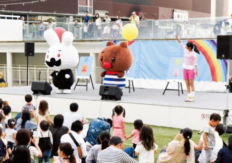 Hanakoママフェスティバル、笑顔いっぱいの一日をレポート!
