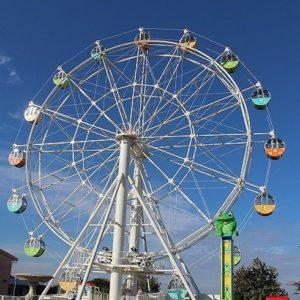 <span>おでかけニュース【神奈川】</span> キッズ向け遊具も充実。三浦半島で唯一の観覧車がオープン!