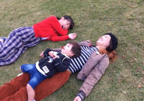 11歳のお姉ちゃんと2歳のチビくんと。ハルカゼフラワー小嶋悠さんの子育て