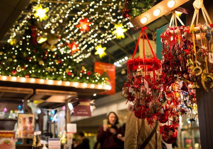 今年は、クリスマスマーケットに出かけよう!