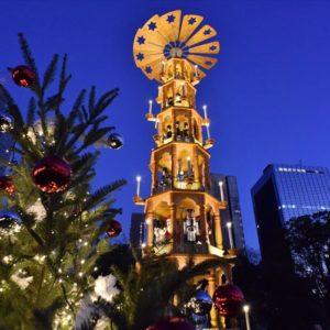 <span>おでかけニュース【東京】</span> 絵本の読み聞かせイベントも。日比谷公園で開催の「東京クリスマスマーケット2017」