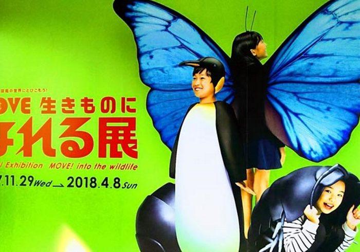 「インスタ映え」だけじゃない。お台場・日本科学未来館の「生きものになれる展」