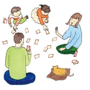 幼児教育の専門家に聞きました。カルタ遊びのポイント5つ
