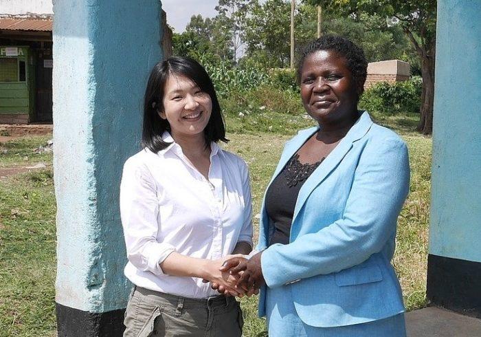子どもが0歳のときからアフリカ出張。NGO代表理事・門田瑠衣子さんの子育て