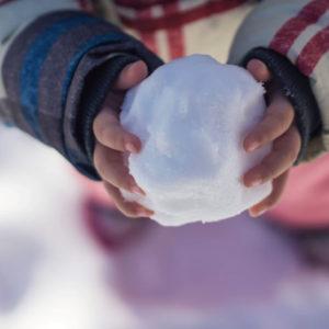<span>坂上みきの「君はどこから来たの?」・24</span> 雪の日。息子と離れて過ごした夜のこと