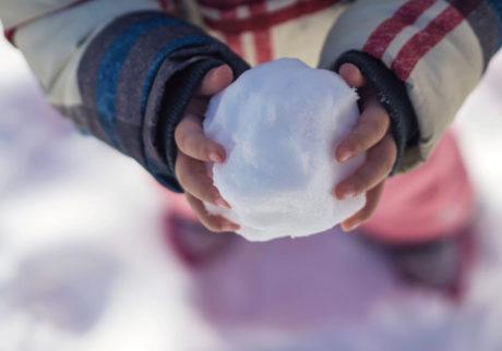 雪の日。息子と離れて過ごした夜のこと【坂上みきの「君はどこから来たの?」】