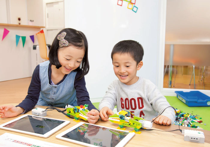 保育園児でも通える、話題のプログラミング教室3校