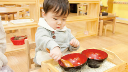 藤井聡太五段も学んだ「モンテッソーリ教育」。週末に通えるコースをご紹介 …