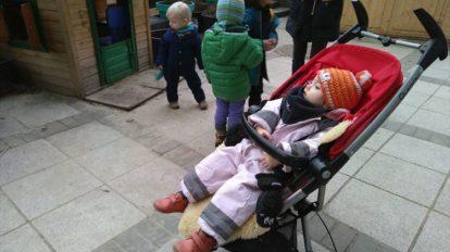 なるほど、便利で合理的!なドイツの子どもの防寒着【日登美のオーガニック …