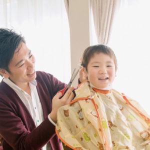<span>Hanakoパパ</span> ママが土日仕事のときは、パパの出番。子どもとの過ごし方を公開!