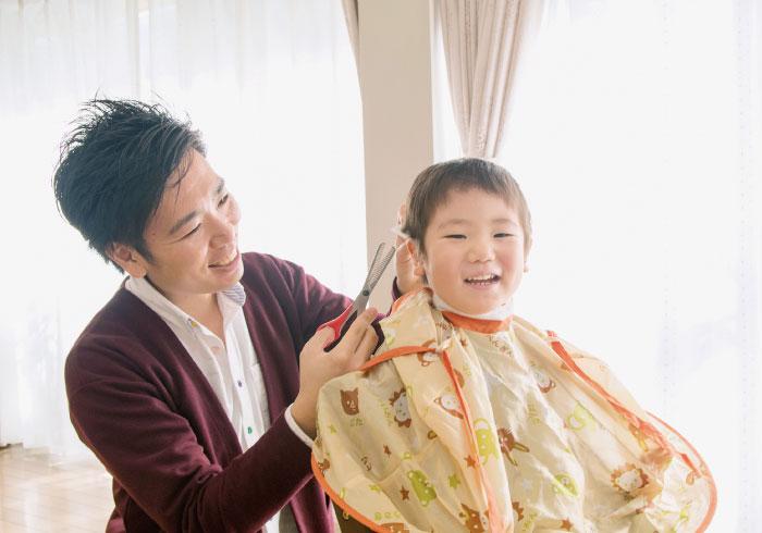 ママが土日仕事のときは、パパの出番。子どもとの過ごし方を公開!