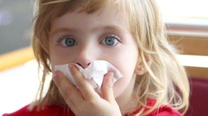うちの子、花粉症!? というママの割合は? 【ママの本音のYES&NO …