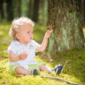 <span>ママのためのカウンセリングルーム・48</span> 子どもが虫をつぶして遊ぶ。どうしたらいいですか?