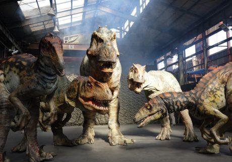 GW・夏休みの予定に。キッズが大興奮! 恐竜イベント3選
