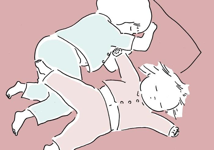 私が子どもたちの絵を描くようになった理由【山本祐布子の「子どものいる風景」】