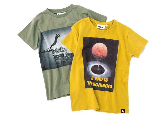 この夏狙い目! デンマーク発MoloのTシャツ