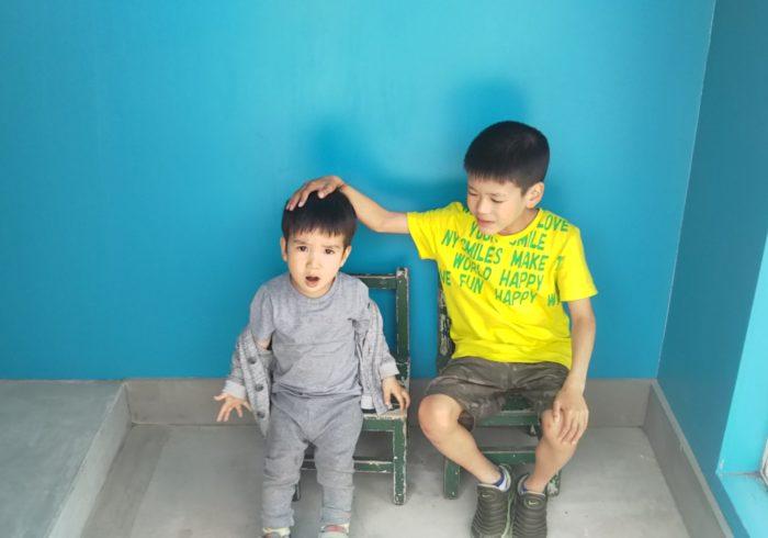 男子の生態はイマイチわからないけど、兄弟の姿に癒される!「Guruatsu」オーナー米川優子さんの子育て
