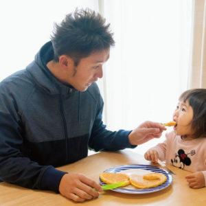 <span>Hanakoパパ</span> 料理が得意で掃除も洗濯もしっかりやってくれる。完璧パパのいまのお悩みは?