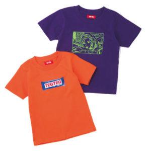 <span>kid's FASHION</span> ポップでクール。ストリートブランド「TEG TEG」のTシャツ