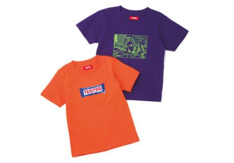 ポップでクール。ストリートブランド「TEG TEG」のTシャツ