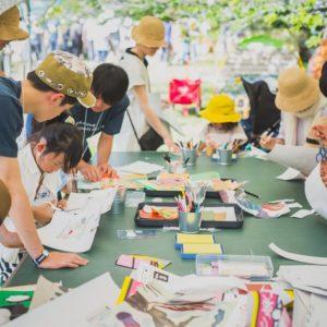 <span>おでかけニュース【千葉】</span> 親子で楽しくアートに触れる。千葉・佐倉で「にわのわ」開催!