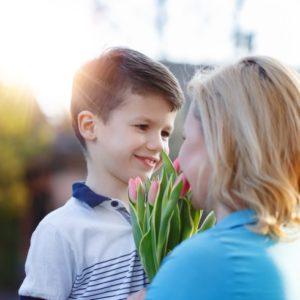 <span>ママのためのカウンセリングルーム・56</span> 聞き分けのない3歳の息子に、イライラがとまりません