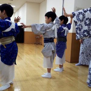 <span>育て! クリエイティビティ!</span> 着物も自分で着られるように! 伝統芸能・日舞にチャレンジ!