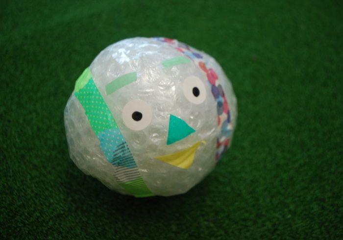 上手にまんまる、作れるかな? ワークショップ「自分だけのまんまる球体をつくろう!」