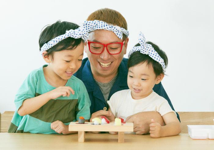 おみせやさん体験やオリジナルグミ。親子で知育菓子づくりに挑戦!