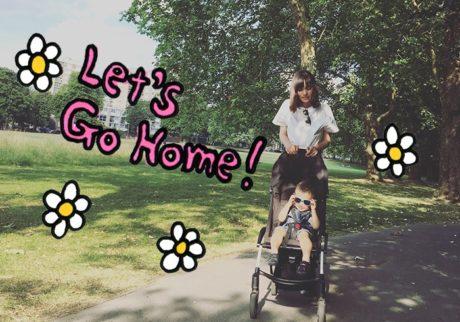 ワールドカップに沸くロンドンで、息子と散歩【クラーク志織のロンドン子育てDiary・フォトバージョン3】