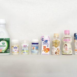 <span>液体ミルクを考える</span> お取り寄せして調べました! 海外の乳児用液体ミルク、徹底調査!【特集・液体ミルクを考える・2】