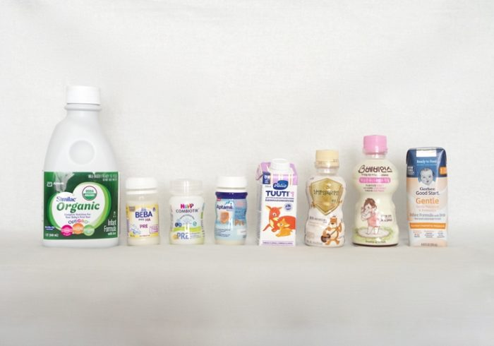 お取り寄せして調べました! 海外の乳児用液体ミルク、徹底調査!【特集・液体ミルクを考える・2】